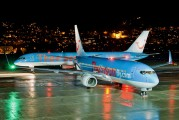 G-FDZE - Thomson/Thomsonfly Boeing 737-800 aircraft