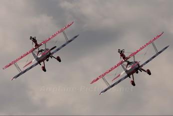 N707TJ - Guinot Wingwalkers Boeing Stearman, Kaydet (all models)