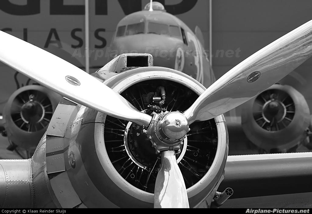 DDA Classic Airlines PH-PBA aircraft at Lelystad