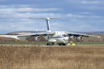 EW-76710 - TransAviaExport Ilyushin Il-76 (all models)
