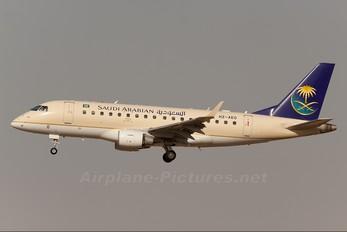 HZ-AEO - Saudi Arabian Airlines Embraer ERJ-170 (170-100)