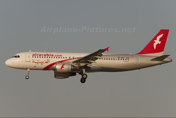 A6-ABS - Air Arabia Airbus A320