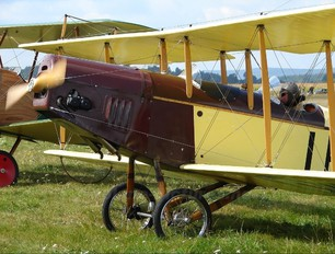 "OK-FUL28 - Private Curtiss JN-4 ""Jenny"""