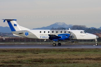 F-GVLC - Private Beechcraft 1900C Airliner