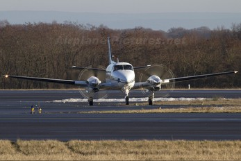 D-IUDE - Private Beechcraft 90 King Air