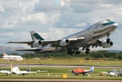 B-HMD - Cathay Pacific Cargo Boeing 747-200SF aircraft