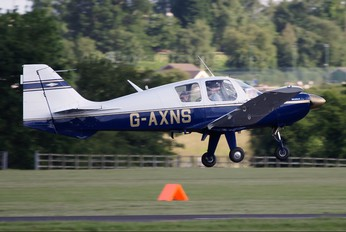 G-AXNS - Private Beagle B121 Pup
