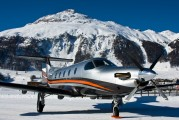 N7274L - Private Pilatus PC-12 aircraft