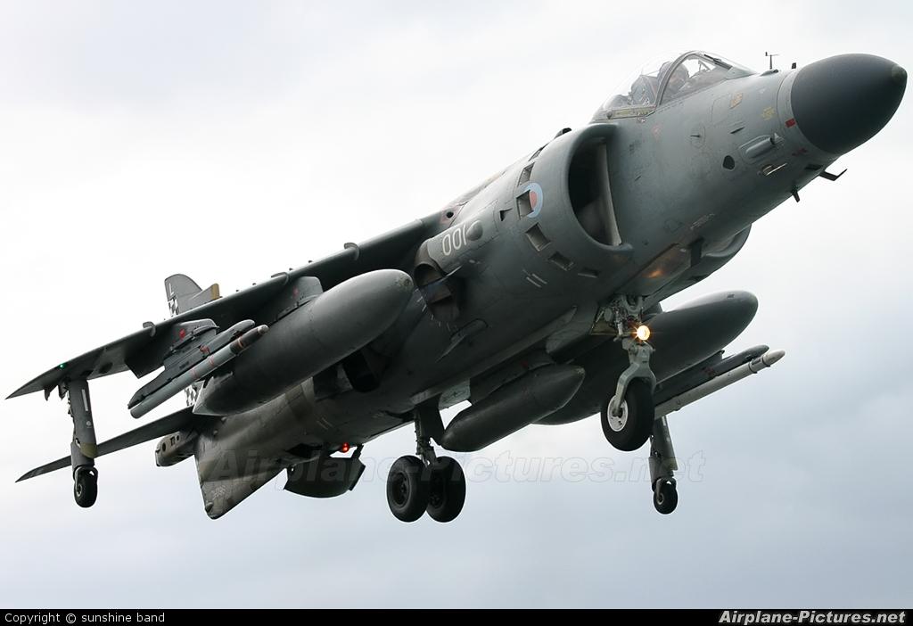 ZH796 - Royal Navy British Aerospace Sea Harrier FA.2 at ...