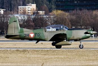 3H-FD - Austria - Air Force Pilatus PC-7 I & II