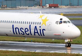 N972AG - Insel Air McDonnell Douglas MD-82