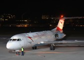 OE-LFI - Austrian Airlines/Arrows/Tyrolean Fokker 70 aircraft