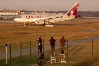 D-AVWA - Qatar Amiri Flight Airbus A319 CJ