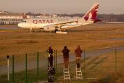 D-AVWA - Qatar Amiri Flight Airbus A319 CJ aircraft