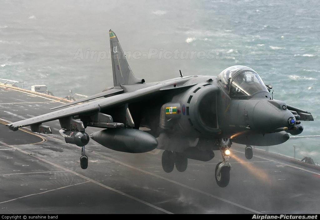 Royal Air Force ZD431 aircraft at Off Airport - England