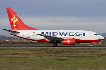 SU-MWC - Midwest Airlines Boeing 737-600