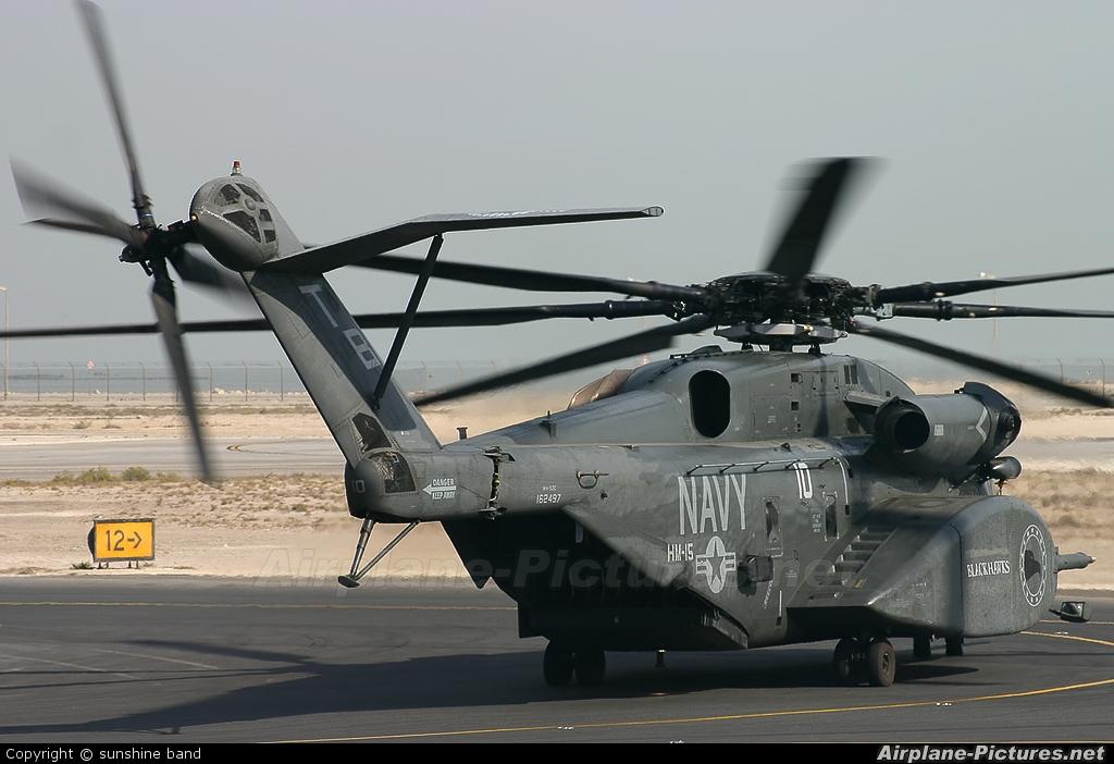 USA - Navy 162497 aircraft at Bahrain Intl