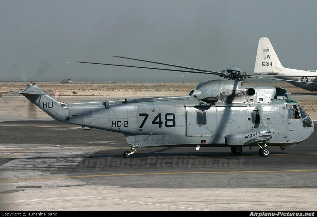 USA - Navy 149728 aircraft at Bahrain Intl