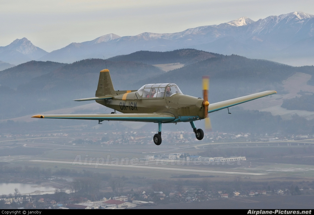 Private OM-ISM aircraft at In Flight - Slovakia