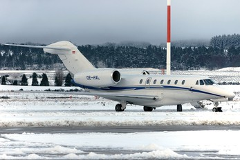 OE-HAL - Jet Aliance Cessna 750 Citation X