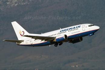 VP-BPF - Orenair Boeing 737-500