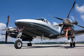 D-IBER - Private Beechcraft 300 King Air