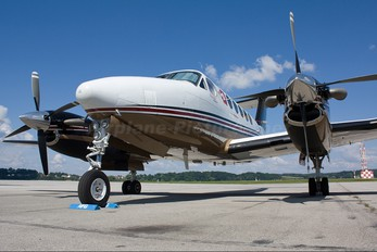 9A-BKB - Private Beechcraft 200 King Air