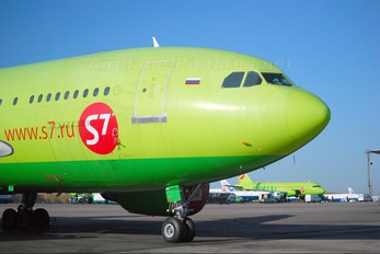 VP-BSZ - S7 Airlines Airbus A310