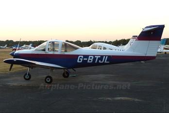 G-BTJL - Private Piper PA-38 Tomahawk