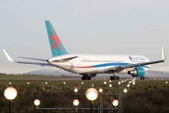 G-OOBL - First Choice Airways Boeing 767-300ER