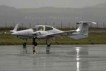 G-DJET - Private Diamond DA 42 Twin Star