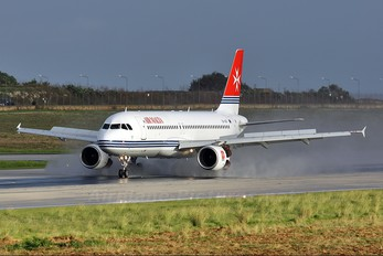 9H-AEP - Air Malta Airbus A320