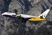 G-DAJB - Monarch Airlines Boeing 757-200 aircraft