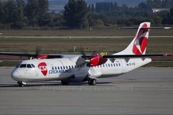 OK-XFB - CSA - Czech Airlines ATR 72 (all models)