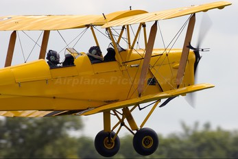 G-ANRM - Spectrum Leisure de Havilland DH. 82 Tiger Moth