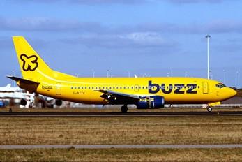 G-BZZE - Buzz Boeing 737-300