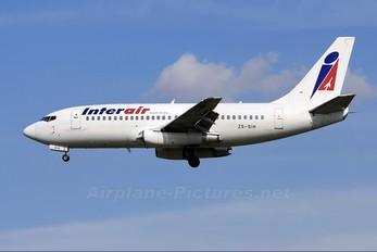 ZS-SIH - Interair South Africa Boeing 737-200
