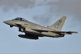 1007 - Saudi Arabia - Air Force Eurofighter Typhoon S