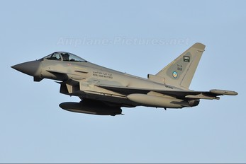 1008 - Saudi Arabia - Air Force Eurofighter Typhoon S