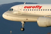 I-EEZE - Eurofly Airbus A320 aircraft