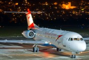 OE-LFP - Austrian Airlines/Arrows/Tyrolean Fokker 70 aircraft