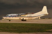 RA-12988 - Kosmos Airlines Antonov An-12 (all models) aircraft