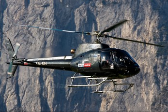 OE-XIH - Knaus Helicopters Aerospatiale AS350 Ecureuil / Squirrel