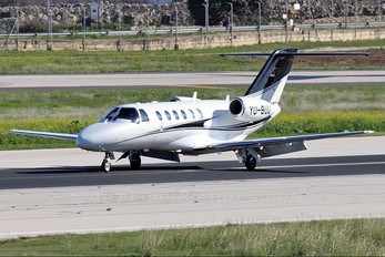 YU-BUU - Airpink Cessna 525A Citation CJ2