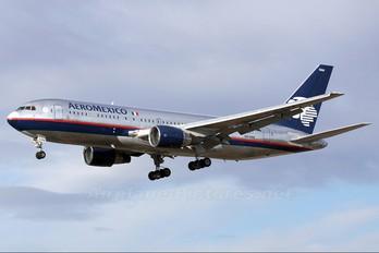 XA-OAM - Aeromexico Boeing 767-200ER