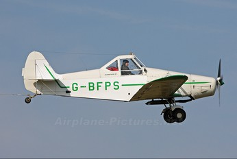 G-BFPS - Private Piper PA-25 Pawnee