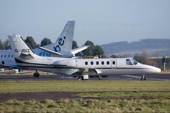 G-JBIZ - Private Cessna 550 Citation II