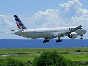 F-GSQP - Air France Boeing 777-300ER