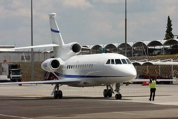 VP-BEE - Private Dassault Falcon 900 series