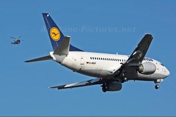 D-ABJF - Lufthansa Boeing 737-500